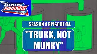 Transformers Animated Season 4 Episode 04: