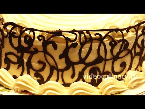 Украшение торта в Турции. Оригинальное оформления тортов