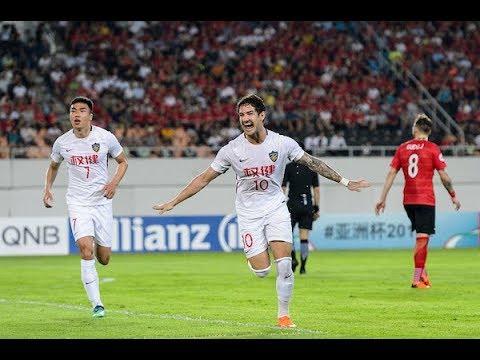 Guangzhou Evergrande 2-2 Tianjin Quanjian FC (AFC Champions League 2018: Round of 16 – 2nd Leg)