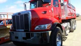 2014 Peterbilt 348 Automatic Gravel Trucks by CAMEX