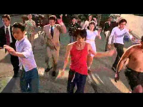 Funny KUNGFU Dance