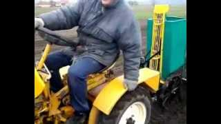 Repeat youtube video semanatoare cartofi pentru motocultor