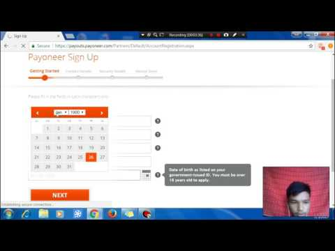 ★★HOW TO MAKE PAYONEER ACCOUNT,ORDER IT & ALSO GET 25$ BONUS FREE FOR SIGNING UP