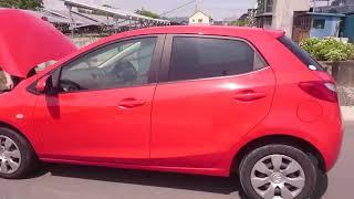 Видео-тест автомобиля Mazda Demio (De3fs-116656, ZJ-VE, 2007г)