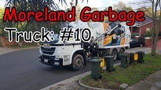 moreland garbage truck 10 raptor series 5