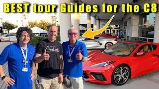 MOST complete 2020 Corvette C8 Overview on youtube. Stingray mid engine car.  c8 corvette c8