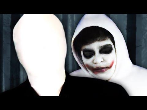 Slender Man vs Jeff the Killer - Epic Rap Battle Parodies Season 2