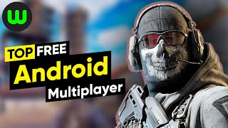 Top 10 FREE Android Multiplayer Games to Play with Friends