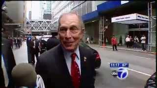 Citizen shows Mayor Michael Bloomberg he is not ABOVE the Law !