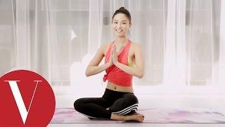 三招皮拉提斯動作 讓你全身線條更緊實|Kate老師|Mystery Yoga