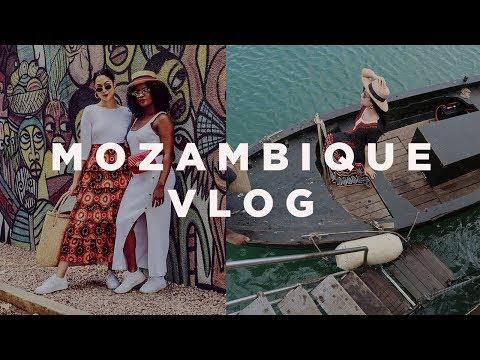 Maputo Vlog - I LOVE PRAWN SAMOOSAS