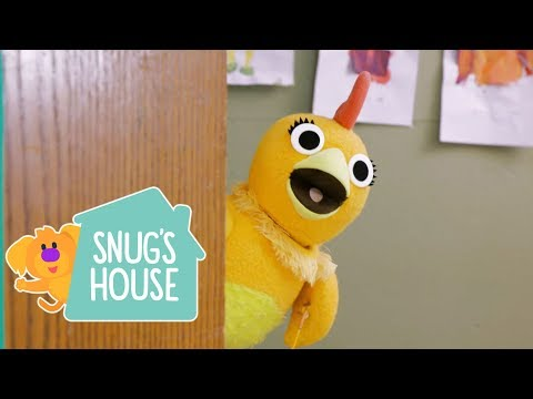 Sprout House: Chica Goes to School, Dance Time | Universal Kids