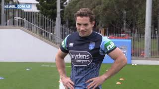 Behind the scenes | NSW Blues training