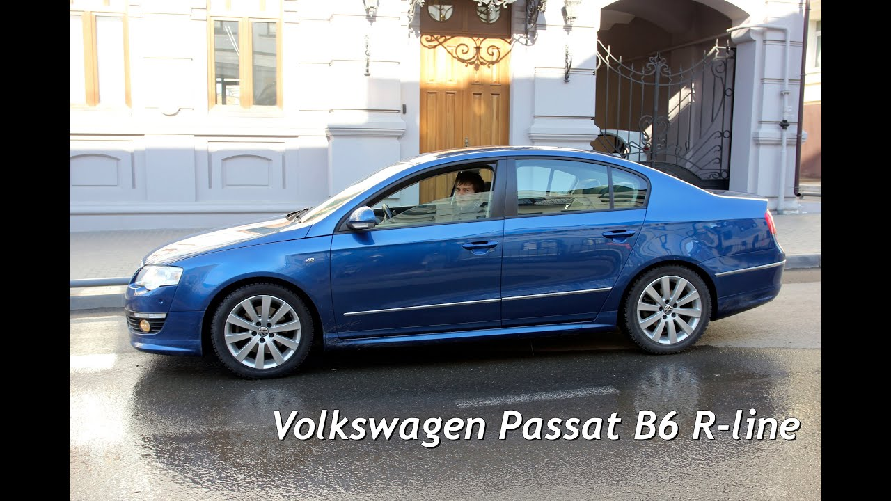 volkswagen passat b6 r line 1 4 tsi youtube. Black Bedroom Furniture Sets. Home Design Ideas