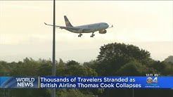 Thomas Cook Airlines Collapses