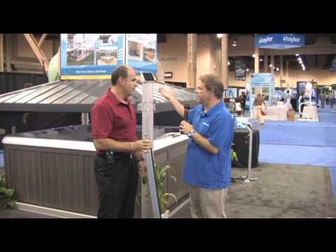 What's New In Hot Tubs? - Part 3 Of 6 - Sterling Leisure, The Covana Segment