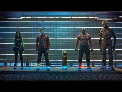 new photos for guardians of the galaxy are released amc