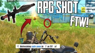 Rules of Survival - RPG FOR THE FINAL KILL?! DID I CHOKE IT?