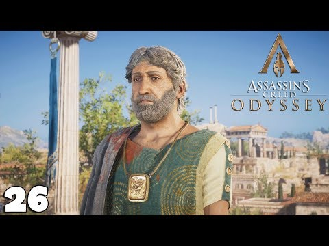 Assassin's Creed ODYSSEY 26 - On Rencontre PERICLES - royleviking [FR PC] thumbnail
