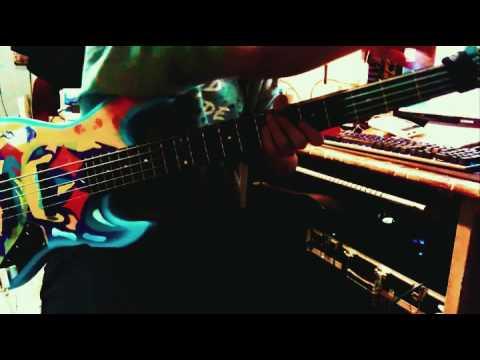 crush-polyphia bass cover