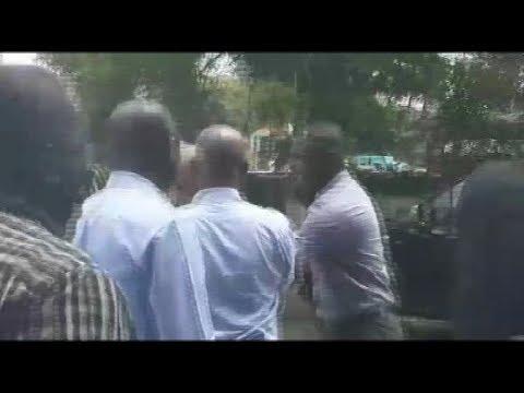 Staff Confrontation at PURC on JoyNews (7-9-17)