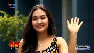 Miss Volleyball VTV Cup 2018   Hoa khôi bóng chuyền
