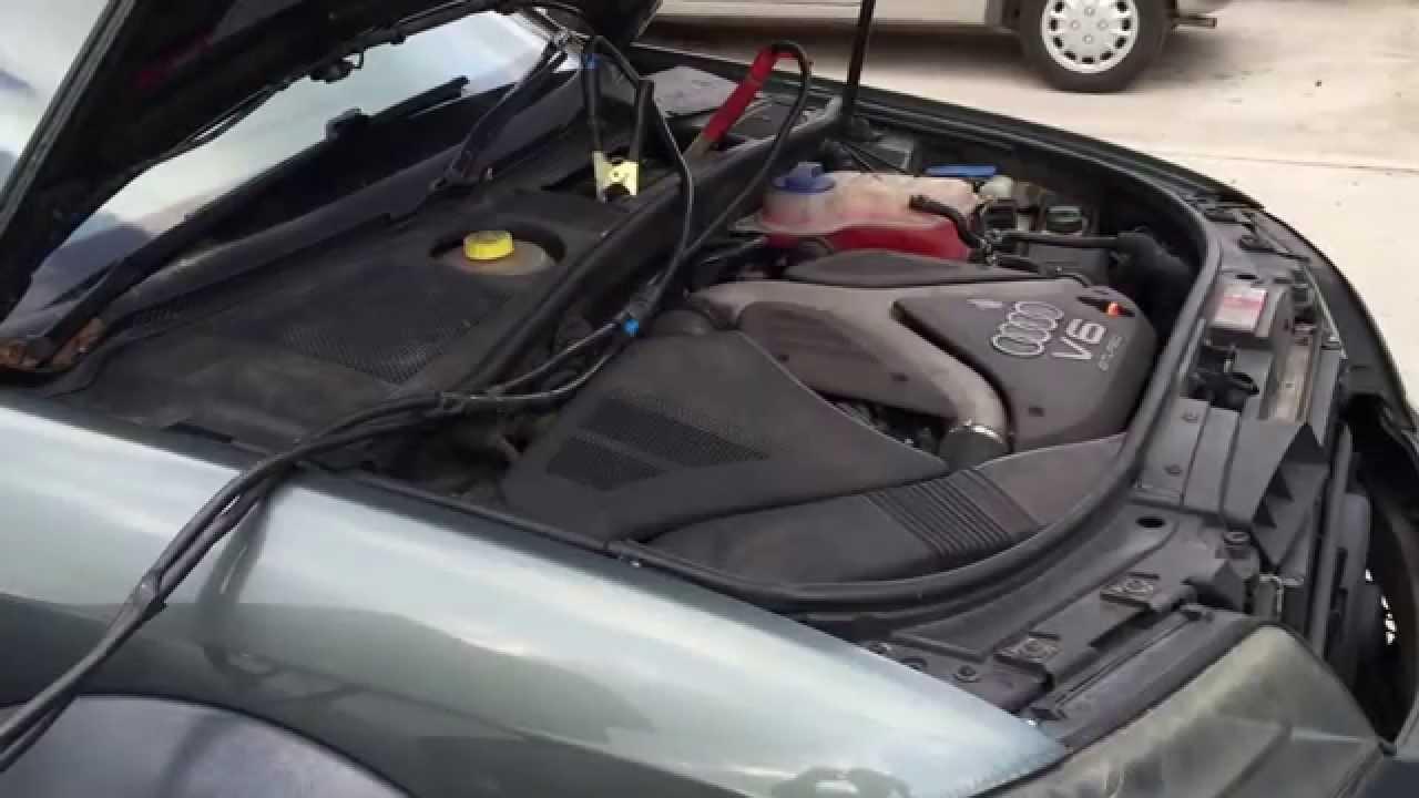 Audi A6 Allroad Awd 2 7 L V6 Twin Turbo Cold Start And Run