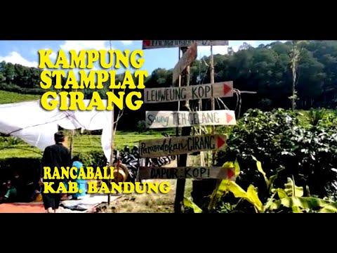 [YOUTUBE] Destinasi Baru Desa Wisata Kampung Stamplat Girang | Rancabali Kabupaten Bandung