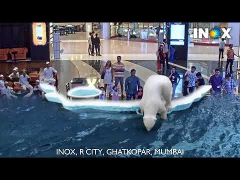 Inox, R-city Mall, Ghatkopar, Mumbai, Amazing Animations Latest Technology- UPDATED PART-2