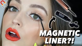 OMG!!! MAGNETIC LINER AND LASHES?!?!?! This is insane!!!