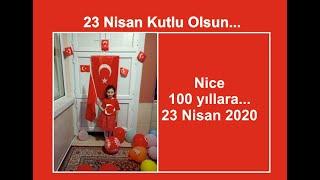 23 Nisan Ulusal Egemenlik ve Çocuk Bayramını Coşkuyla Kutluyoruz.
