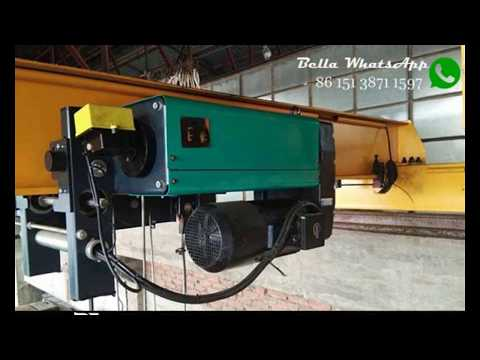 Single girder crane, single girder eot crane, single girder overhead crane