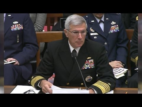 Commander, U.S. Pacific Command Discusses Asia-Pacific Re-balance