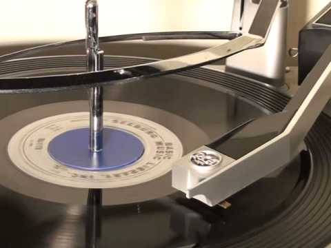 Seeburg Background Music Record BASIC BA117B 1 1961