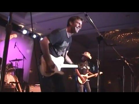 Dennis Quaid and The Sharks - Austin, Texas - 2004