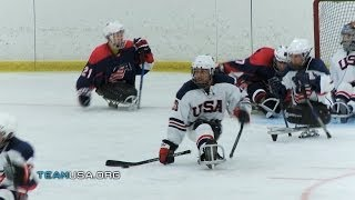 Road To Sochi: The U.S. Paralympic Sled Hockey Team Prepares To Defend Its Title