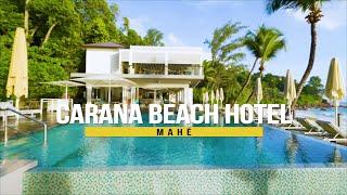 Carana Beach Hotel on Mahé, Seychelles