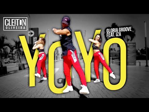 Gloria Groove - YoYo feat IZA COREOGRAFIA Cleiton Oira  IG: CLEITONRIOSWAG