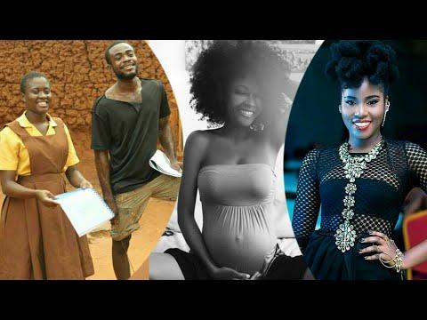 Mzvee Breaks Silence on Pregnancy & Marriage, Fella Makafui f!res Produ...
