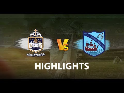 Highlights – Richmond vs St. Peter's – Singer U19 Limited Overs – Final