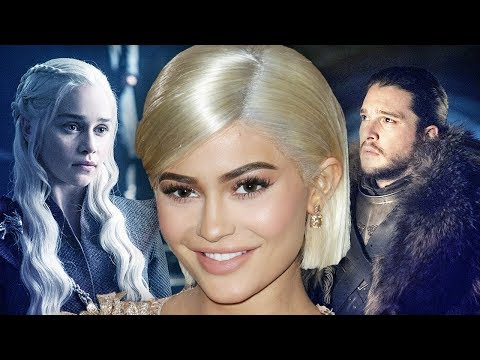 Kylie Jenner Game Of Thrones Role Play With Travis Scott Goes Viral