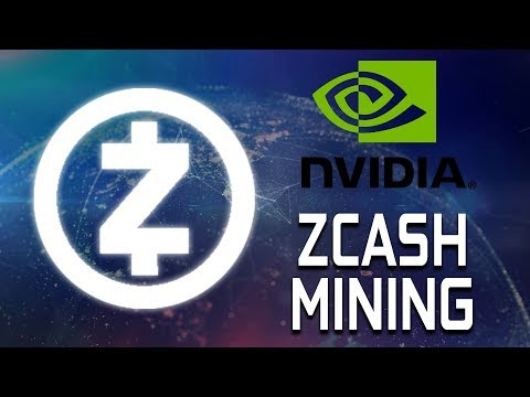How To Mine Zcash With Your Nvidia GPU