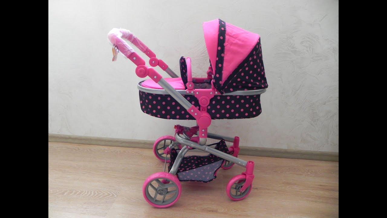 Детская коляска 2 в 1 Toscana, Bebe-Mobile (аналог Adamex Galactic .