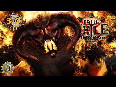 [3.0] Righteous Fire Build - Berserker Marauder - Path of Exile The Fall of Oriath - The Harbinger