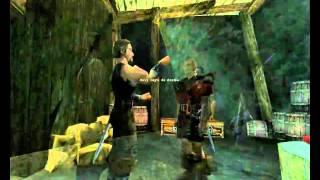 Gothic 1 - Gameplay - Ulbert's storeroom