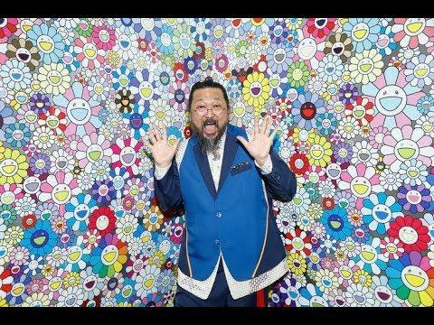 """Takashi Murakami : """"L'art intègre le monde et les sentiments de l'artiste"""""""