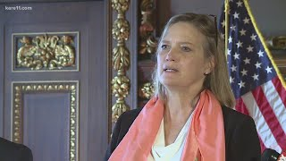 Senate ousts Walz's labor commissioner