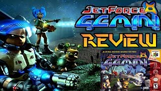 Jet Force Gemini N64 Review 20 Years Later