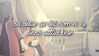 Brinner I Bröstet - Danny Saucedo ft Malcom B Lyrics