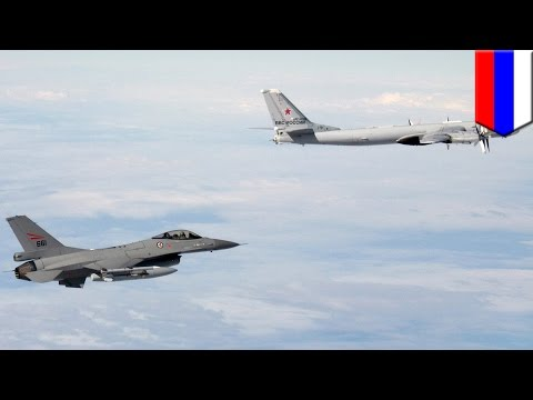 Cold War Redux: NATO intercepts 19 Russian jets skirting European airspace in one day